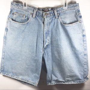 VTG Ralph Lauren Polo Jeans Shorts Men Sz 36
